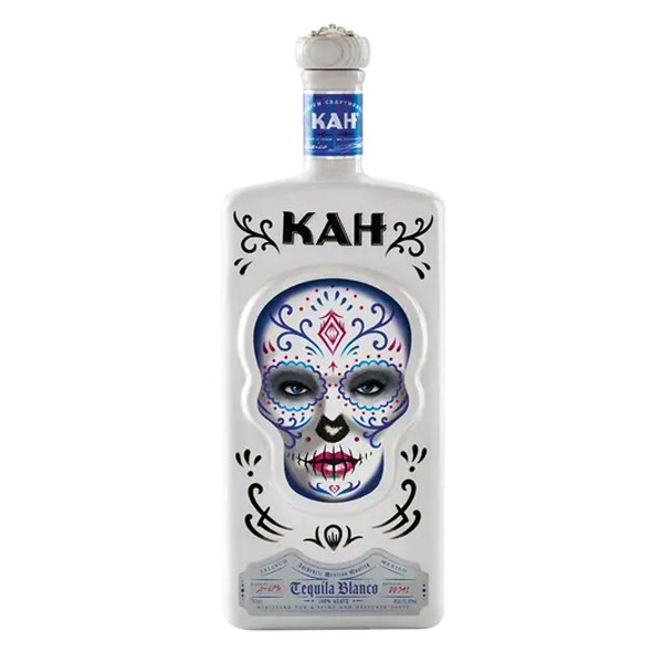 Kah Tequila Blanco   New Edition 40% (1 x 0.7 l)