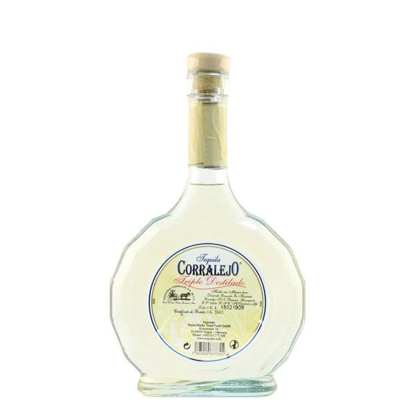 Corralejo Triple Distilled Reposado Tequila 38% (1 x 0.7 l)