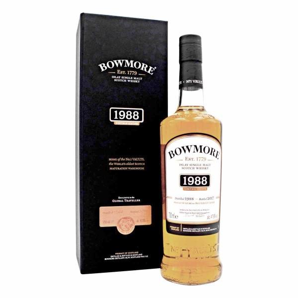 Bowmore Whisky Vintage 1988 | 29 Jahre 47,8% (1 x 0,7 l)