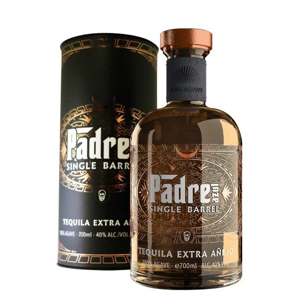 Padre Azul Extra Añejo Single Barrel Tequila 40% (1x 0.7 l)