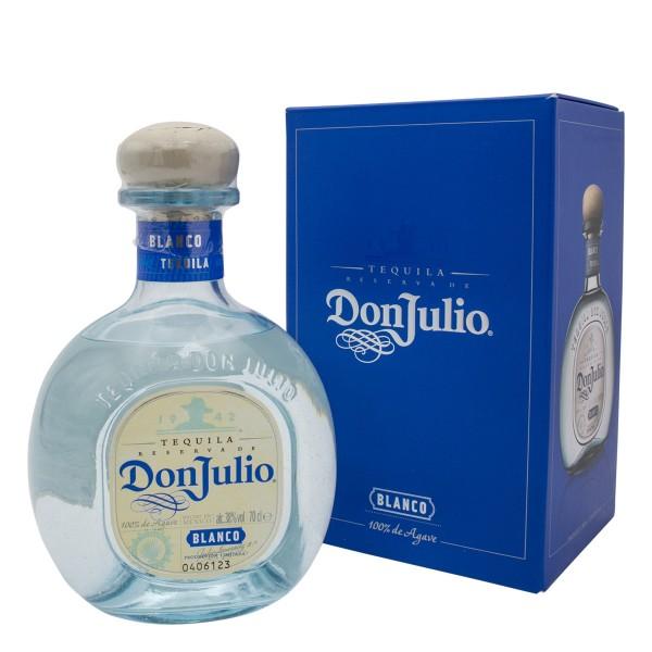 Don Julio Tequila Blanco 38% (1 x 0.7 l)