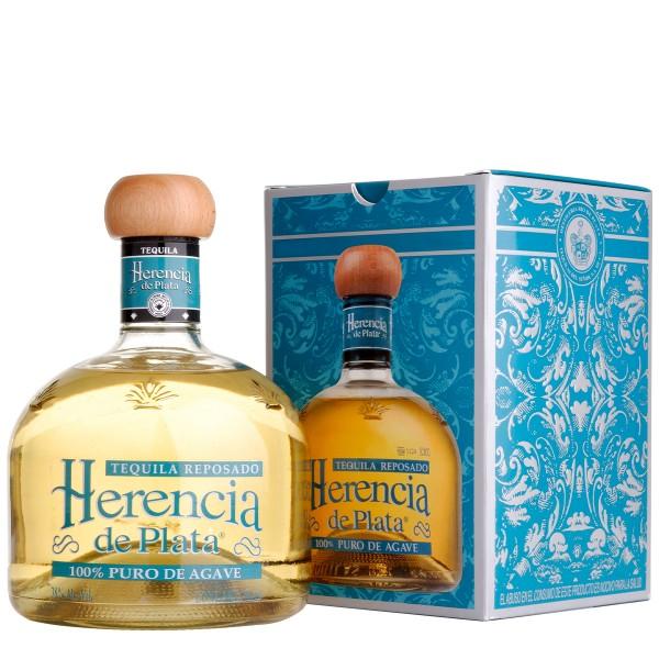 Herencia de Plata Reposado Tequila 38% (1 x 0.7)
