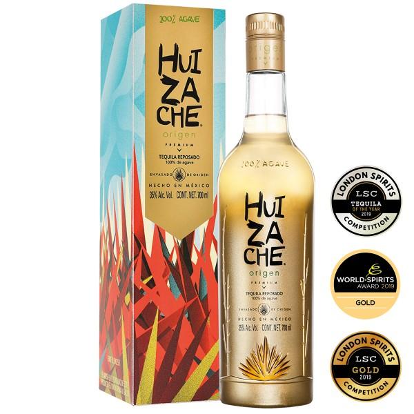 Huizache Tequila Origen Reposado 35% (1x 0.7 l)