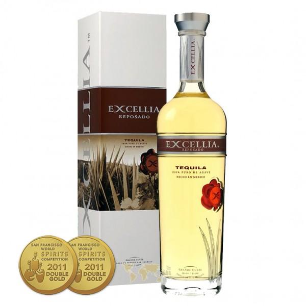 Excellia Tequila Reposado 40% (1 x 0.7)
