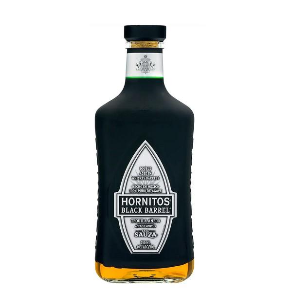 Sauza Hornitos Black Barrel Tequila Añejo 40% (1 x 0.7 l)