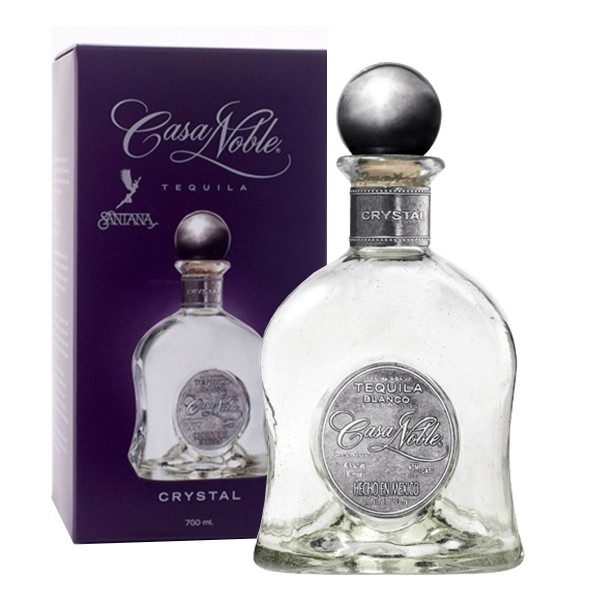 Casa Noble Crystal Blanco Tequila 40% (1 x 0.7 l)
