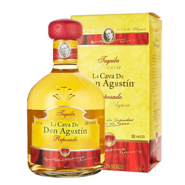 Don Agustín Reposado Tequila 38% (1 x 0.7)