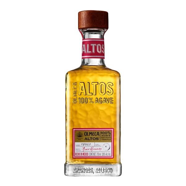 Olmeca Tequila Altos Reposado 38% (1 x 0.7 l)