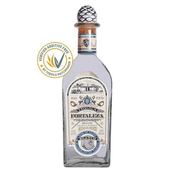 Fortaleza Blanco Tequila 40% (1 x 0.7 l)