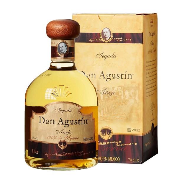 Don Agustín Añejo Tequila 38% (1 x 0.7)