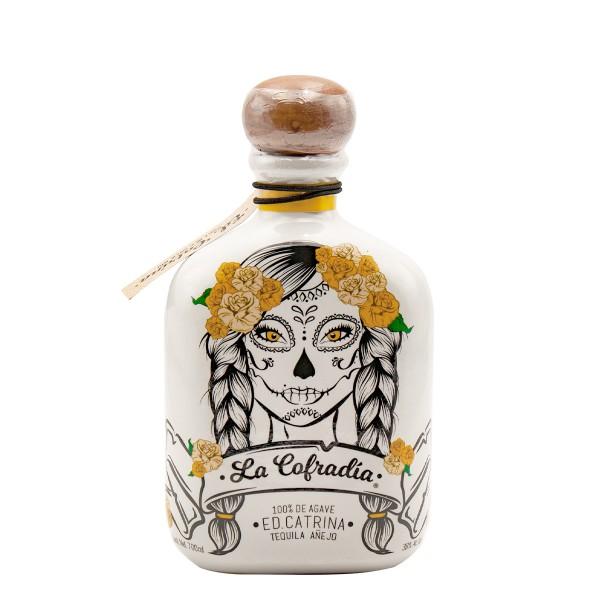 La Cofradia Edition Catrina Tequila Añejo 38% (1 x 0.7 l)