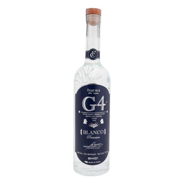 G4 Tequila Blanco 40% (1 x 0.7 l)