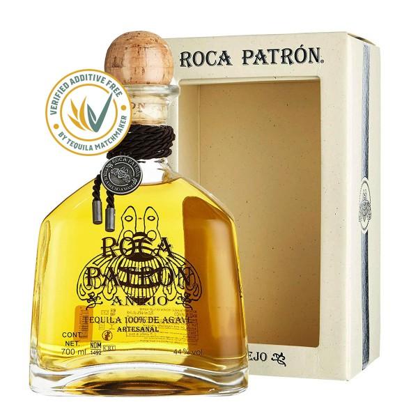 Roca Patrón Tequila Añejo | Sonderserie 44% (1 x 0.7 l)