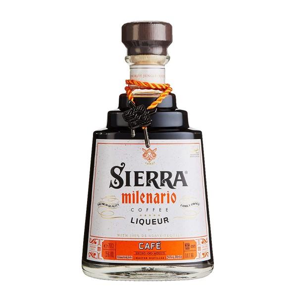 Sierra Milenario CAFÉ Liqueur | Likör 35% (1 x 0.7 l)