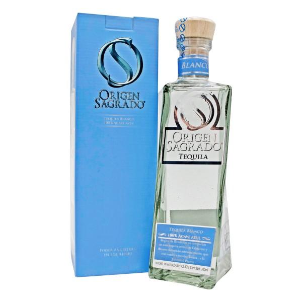 Origen Sagrado Blanco Tequila 40% (1 x 0.7)