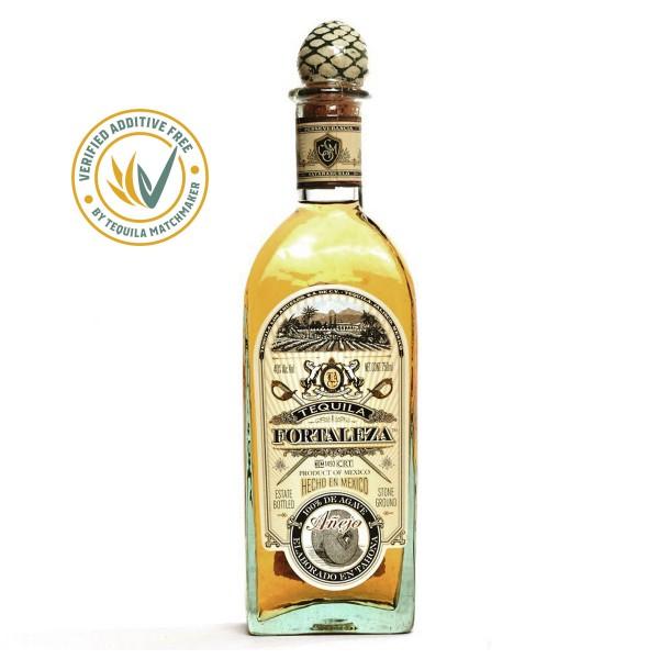 Fortaleza Anejo Tequila 40% (1 x 0.7 l)