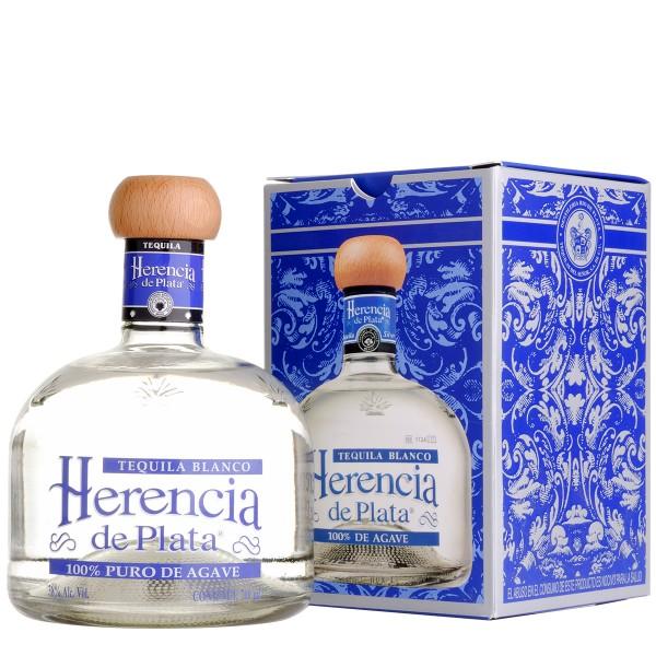Herencia de Plata Blanco Tequila 38% (1 x 0.7)