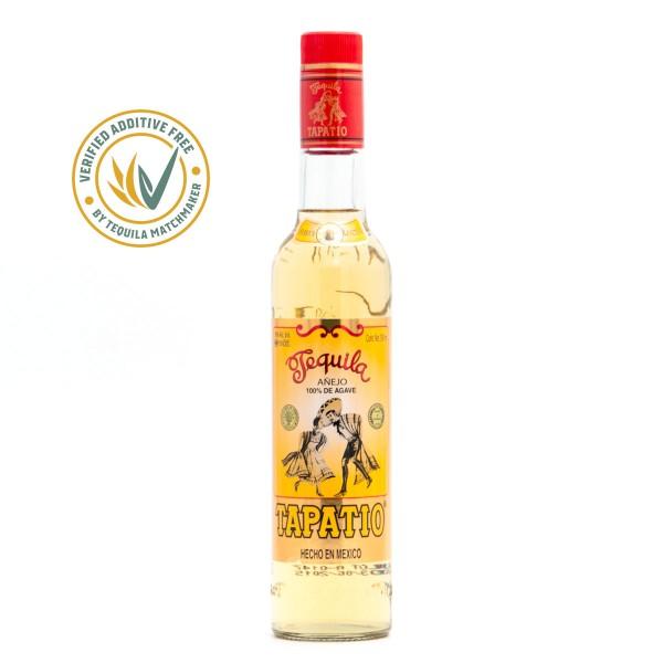 Tapatio Tequila Añejo 38% (1 x 0.5 l)