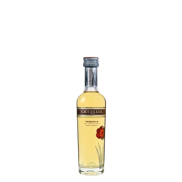 Excellia Tequila Añejo 40% (1 x 0.05)