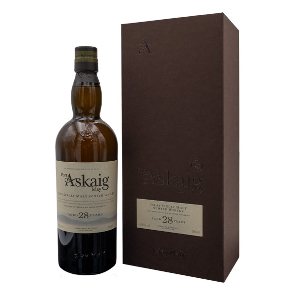 Port Askaig Whisky 28 Jahre 45,8% (1 x 0,7 l)