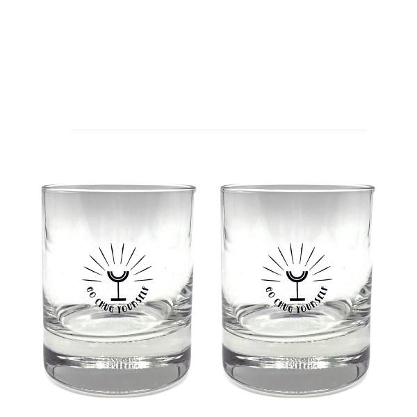 Chug Club Tumbler | Set mit 2 Gläsern (á 210ml)