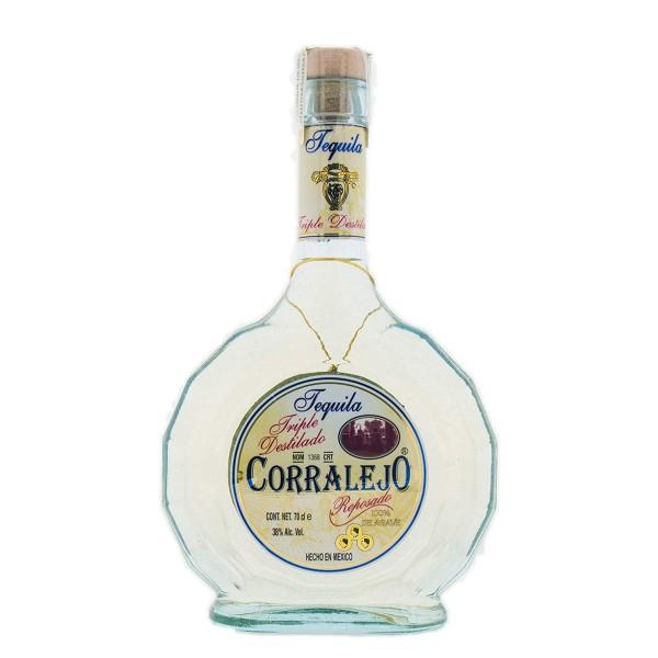 Corralejo Triple Destilado Reposado Tequila 38% (1 x 0.7 l)