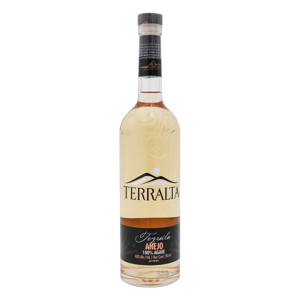 Tequila Terralta Añejo 40% (1 x 0.7 l)
