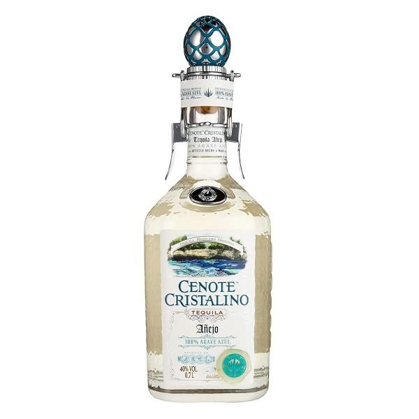 Cenote Tequila Cristalino 40% (1 x 0.7)