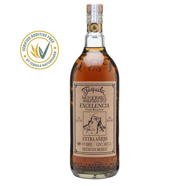 Tapatio Excelencia Gran Reserva Extra Añejo Tequila 40% (1 x 1.0 l)