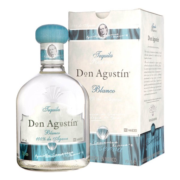 Don Agustín Blanco Tequila 38% (1 x 0.7)