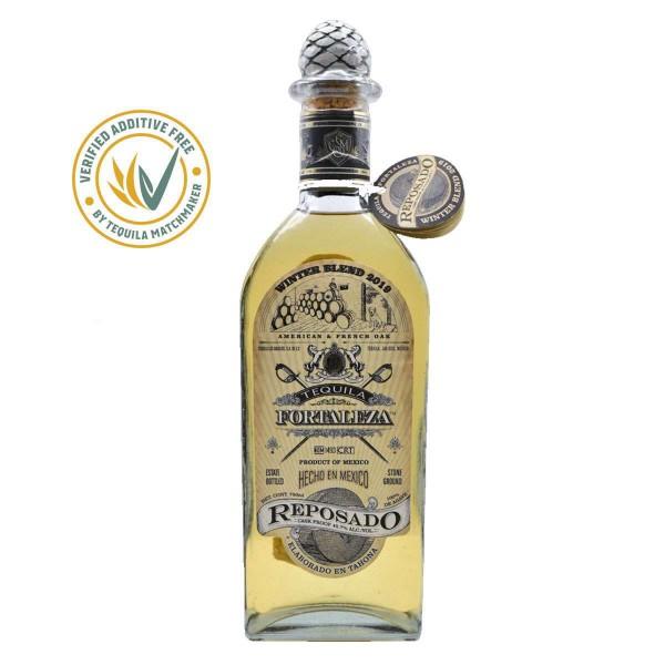 Fortaleza Reposado Tequila Winter Blend 2019   45,7% (1 x 0.7 l)
