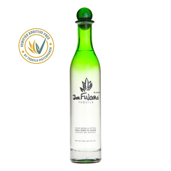 Don Fulano Blanco Tequila 40% (1 x 0.7)