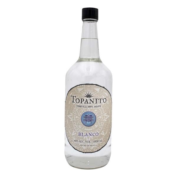 Topanito Tequila Blanco 40% (1 x 1.0 l)