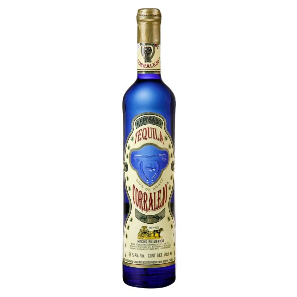 Corralejo Tequila Reposado 38% (1 x 0.7 l)