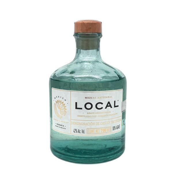 Mezcal Local Destilado con Corazón de Agave 42% (1 x 0.7 l)