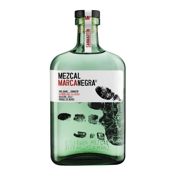 Marca Negra San Martin Mezcal 49,5% (1 x 0.7 l)