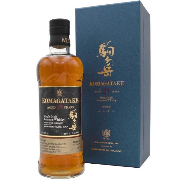 Shinshu Mars Komagatake 27 Jahre Whisky 46% (1 x 0,7 l)