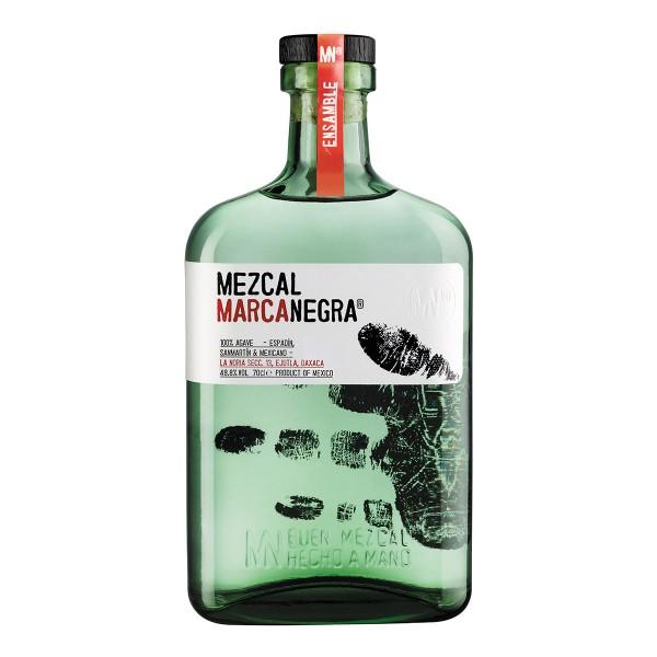 Marca Negra Ensamble Mezcal 48,8% (1 x 0.7 l)