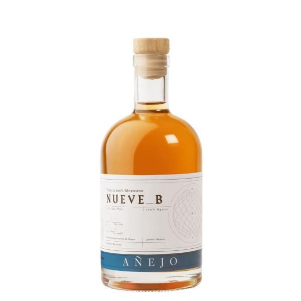 """NUEVE B """"No.9B"""" Tequila Añejo 38% (1 x 0.7 l)"""