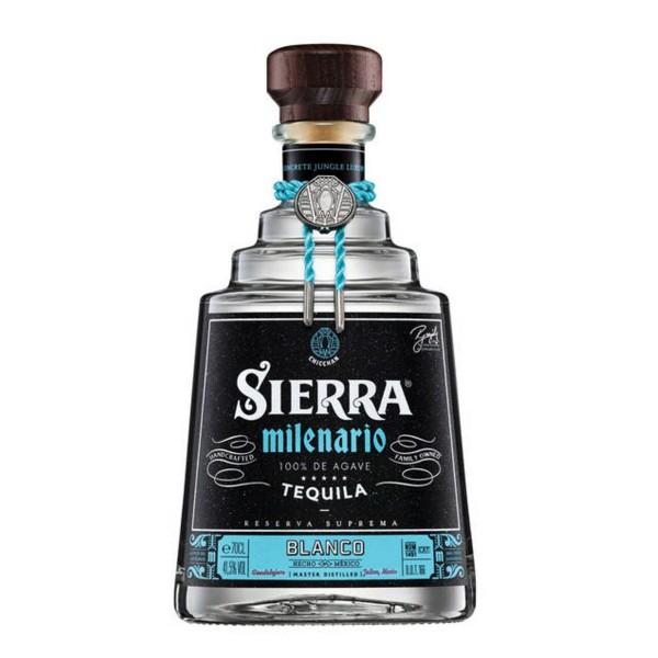 Sierra Milenario Blanco Tequila 41,5% (1 x 0.7 l)
