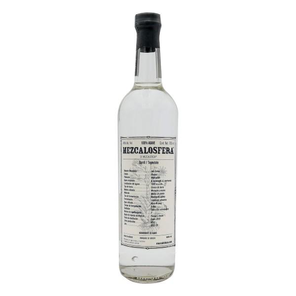 Mezcalosfera Barril/Tepextate Mezcal 45% (1 x 0.7 l)