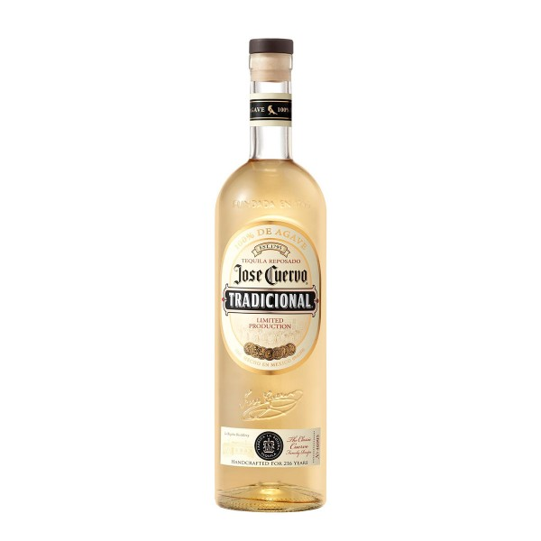 José Cuervo Tradicional Reposado Tequila 38% (1 x 0.7 l)