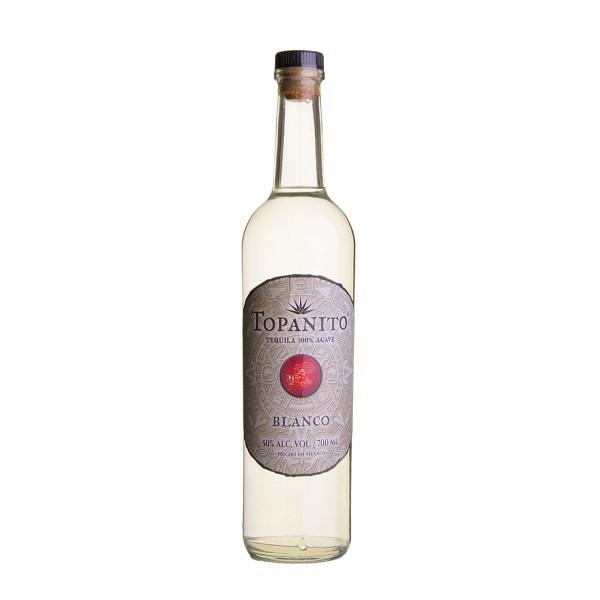 Topanito Tequila Blanco 50% (1x 0.7 l)