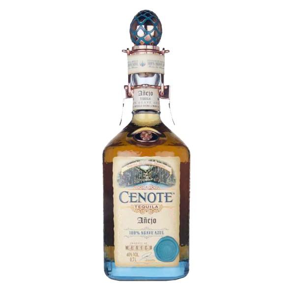 Cenote Tequila Añejo 40% (1 x 0.7)