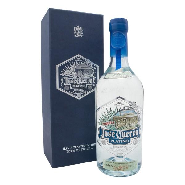José Cuervo Platino Reserva Tequila Blanco 40% (1 x 0.7 l)