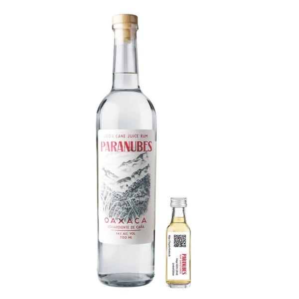 Paranubes Rum 54% (1 x 0,7 l) + 20ml Añejo   Limited Edition 54,8%