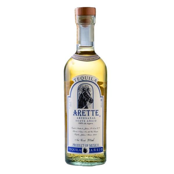 Arette Tequila Artesanal Suave Añejo 38% (1 x 0.7 l)