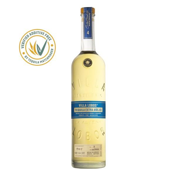 Villa Lobos Tequila Extra Añejo 40% (1 x 0.7 l)