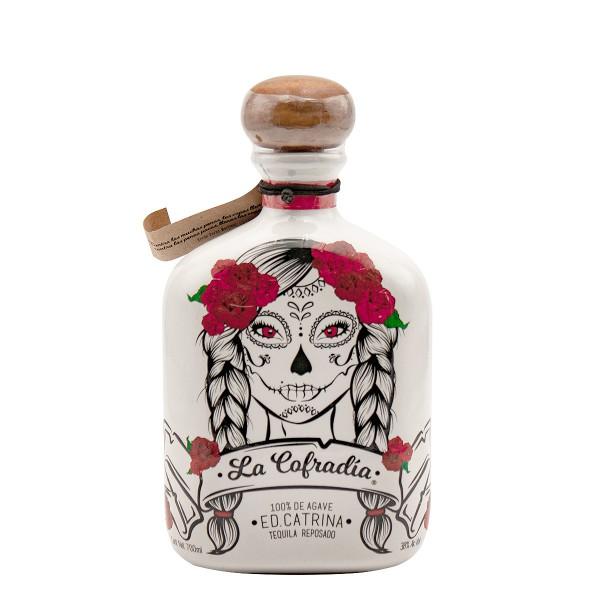 La Cofradia Edition Catrina Tequila Reposado 38% (1 x 0.7 l)
