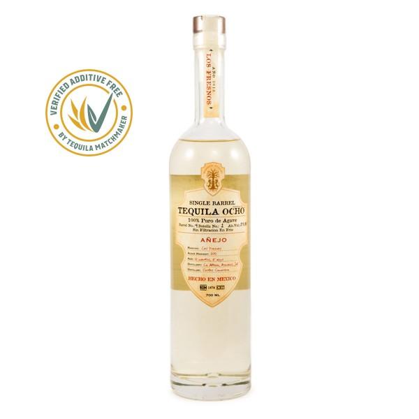 Ocho Tequila Añejo | Los Fresnos 2013 | Single Barrel 54,8% (1 x 0.7)